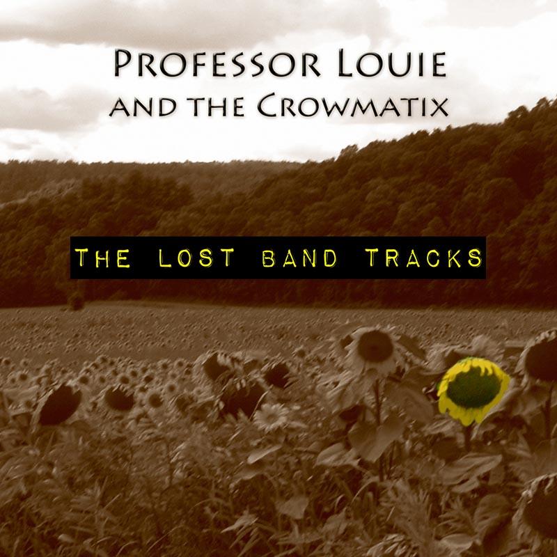Professor Louie - As The Crow Flies