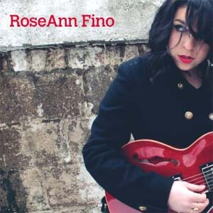 RoseAnn Fino -  Debut CD