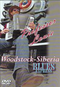 Woodstock - Siberia Blues Express - DVD